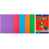 Набор цветной бумаги Buromax, А4, 80г/м2, INTENSIV, 5 цветов, 20 листов (BM.2721320-99)