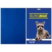 Бумага цветная Buromax, А4, 80г/м2, DARK, темно-синий, 50 листов (BM.2721450-02)