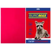 Бумага цветная Buromax, А4, 80г/м2, DARK, бордовый, 50 листов (BM.2721450-13)