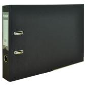 Регистратор Buromax, А3, 70 мм, рычажной механизм, двухсторонний, черный (BM.3003-01)