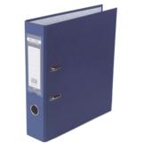 Регистратор Buromax Jobmax, А4, 70 мм, рычаж. мех, одностор., синий (BM.3011-02c)