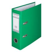 Регистратор Buromax, А5, 70 мм, рычажной механизм, одностор., зеленый (BM.3013-04)