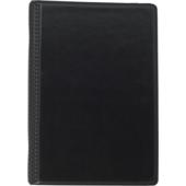 Визитница Buromax, 120 визиток, черный (BM.3541-01)