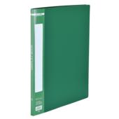 Папка с 10 файлами Buromax, А4 зеленый (BM.3601-04)