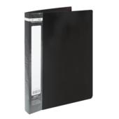 Папка с 60 файлами Buromax Jobmax, А4, черный (BM.3621-01)