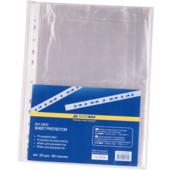 Файлы для документов Buromax, А4, глянцевый, 40 мкн, 20 шт (BM.3806)