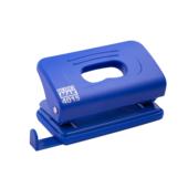 Дырокол Buromax пластиковый, 10л., синий (BM.4015-02)