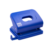 Дырокол Buromax пластиковый, 16л., синий (BM.4017-02)
