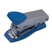 Степлер Buromax, скобы №10, синий (BM.4151-02)