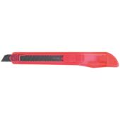 Нож канцелярский Buromax Jobmax, 9 мм, пласт. корпус, фиксатор лезвия (BM.4631)