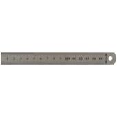 Линейка стальная Buromax, 15 см (BM.5810-15)