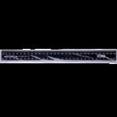 Линейка пластиковая Buromax, 30 см, черная (BM.5830-30)