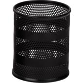 Подставка для ручек металлическая Buromax, круглая, черный (BM.6203-01)