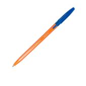 Ручка шариковая Buromax Orange, синее чернило (BM.8119-01)