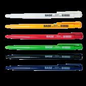 Ручка шариковая автоматическая Buromax Jobmax, 0,7 мм, синее чернило (BM.8205-01)