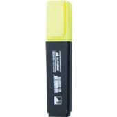 Текст-маркер Buromax Jobmax на водной основе 2-4 мм Желтый (BM.8902-08)