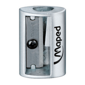 Точилка для карандашей Maped Satellite, 1 отверстие, ассорти (MP.534019)