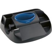 Подставка для офисных принадлежностей Maped Essentials Green Maxi, черный с синим (MP.575100)
