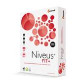 Офисная бумага NIVEUS FIT+, А4, класc B, 80г/м2, 500л (NV.A4.80.FIT)