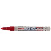 Маркер для всех типов поверхности Uni Paint 0,8-1,2 мм Красный (PX-21.Red)
