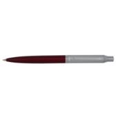 Ручка шариковая Regal с глянцевым лакированным корпусом красного цвета в пластиковом футляре Синяя (R2671501.PB10.B)