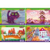 Альбом для рисования ZiBi Kids Line на 12 листов А5 120 г/м2 (ZB.1419)
