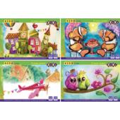 Альбом для рисования ZiBi Kids Line на 20 листов А4 120 г/м2 (ZB.1440)