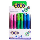 Ручка шариковая ZiBi для левши с резиновым грипом, синий, KIDS Line (ZB.2001-01)