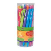 Ручка шариковая автоматическая ZiBi, 0,7 мм, синий (ZB.2101-01)