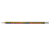 Карандаш графитовый ZiBi Legs, HB, ластик (ZB.2305)