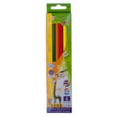 Карандаши цветные ZiBi Kids Line 6 цветов (ZB.2413)