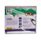 Обложки для тетрадей ZiBi, А5, PVC, 75мкм,  прозрачные, 10 шт (ZB.4700-99)