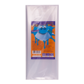 Обложки для тетрадей ZiBi, А5, 70мкм, прозрачные, 10 шт (ZB.4703)
