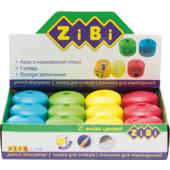 Точилка ZiBi СМАЙЛИК с контейнером, 1 отв. ассорти, KIDS Line (ZB.5533)