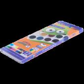 Краски акварельные ZiBi Smart Line без кисточки 12 цветов (ZB.6541)