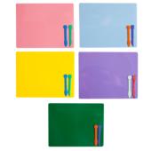 Досточка для пластилина ZiBi Smart Line 2 стека ассорти (ZB.6912-99)