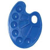 Палитра для рисования ZiBi Синяя (ZB.6920-02)