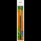 Кисть ZiBi Smart Line плоская из щетины №3 (ZB.6944BF-3b)