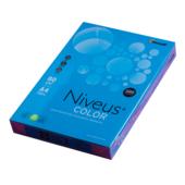Бумага цветная Niveus интенсив,  А4/80, 500л., DB49, темно-синий (A4.80.NVI.DB49.500)