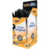 Ручка Bic Cristal чёрная (bc8373639)