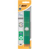 Набор карандашей чернографитовых Bic Evolution Eco 4шт НВ в блистере (bc8902764)