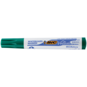 Маркер для сухостираемых досок BiC Velleda Ecolutions на спиртовой основе 1,4 мм Зеленый (bc904940)