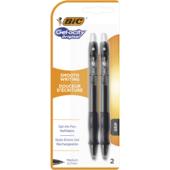 Ручка Bic GelOcity Original черная 2 шт в блистере (bc964760)
