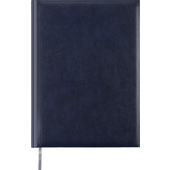 Ежедневник недатированный Buromax Base А4 с обложкой из бумвинила 288 с. L2U Синий (BM.2094-02)