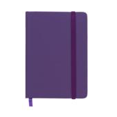 Ежедневник недатированный Buromax Touch Me А6 с обложкой из искусственной кожи 288 с. L2U Фиолетовый (BM.2614-07)