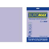 Бумага цветная Buromax Euromax А4, 80г/м2, INTENSIVE, фиолетовый, 20л. (BM.2721320E-07)