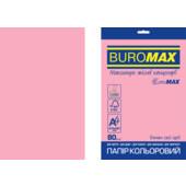 Бумага цветная Buromax Euromax А4, 80г/м2, INTENSIVE, розовый, 20л. (BM.2721320E-10)