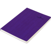 Блокнот деловой Buromax Color Tunes, А5, 96 стр., фиолетовый, без разлиновки (BM.295000-07)
