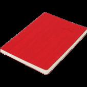 Блокнот деловой Buromax Color Tunes, А5, 96 стр., красный, без разлиновки (BM.295000-05)