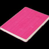 Блокнот деловой Buromax Color Tunes, А5, 96 стр., розовый, без разлиновки (BM.295000-10)